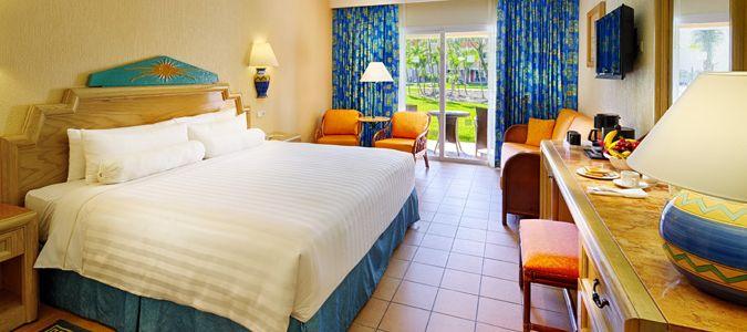 BARCELO MAYA BEACH AND CARIBE GUEST ROOM
