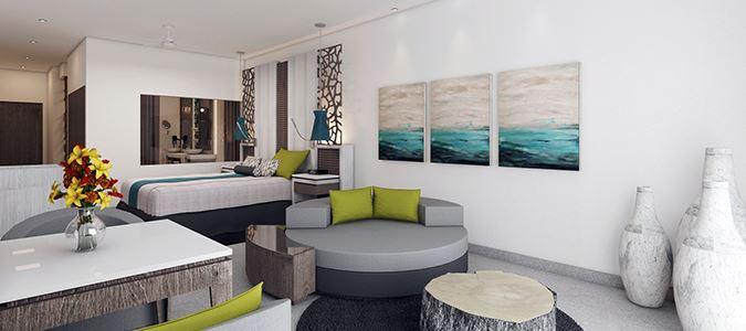 Eldorado Seaside Suites OF INFINITY Jacuzzi Jr Suite