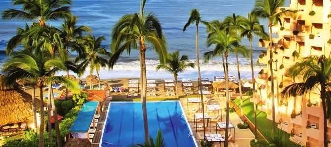 Golden Crown Paradise PVR pool and beach