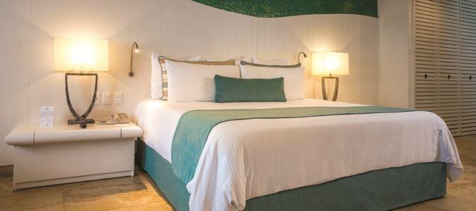 NOW Emerald Cancun Resort & Spa Garden View Room