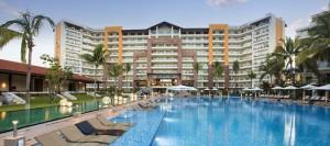 Reflect Krystal Grand Nuevo Vallarta pool