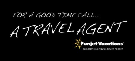 FUNJET GOOD TIME CALL AGENT AD